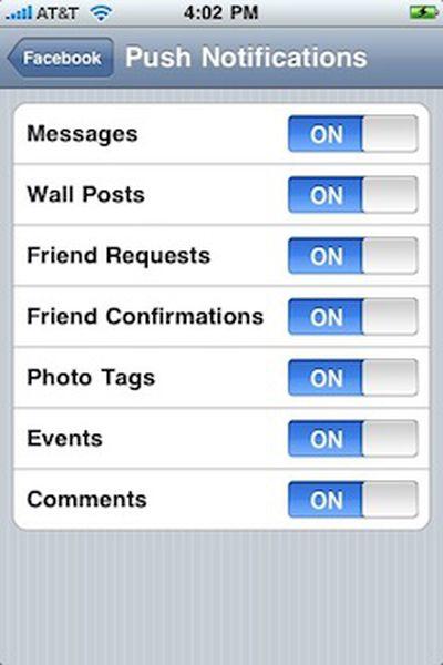 160606 facebook push