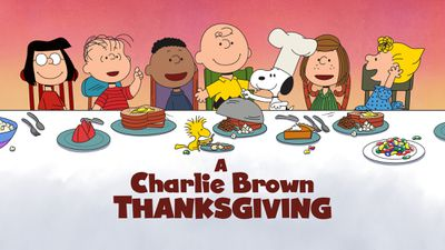 charlie brown thanksgiving image