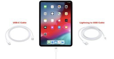 ipad cables guide