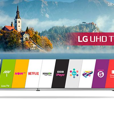 lg smart tv homekit