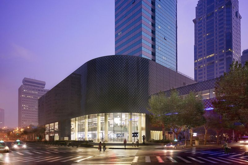 Apple reopens more than half of its retail stores in China