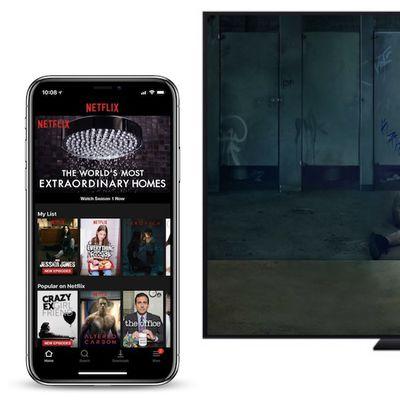 netflix ios and apple tv