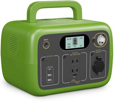 bluetti green