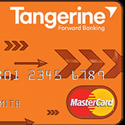 Tangerine MasterCard