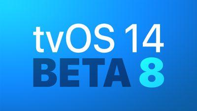 tvOS dev beta 8 Feature 1