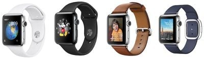 apple watch 2 collections 6