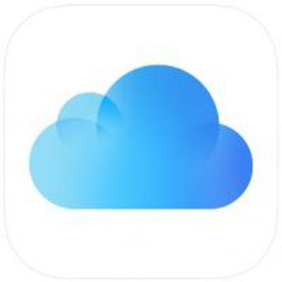 icloud drive icon ios