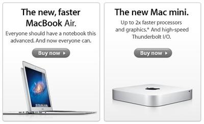 macbook air mac mini store