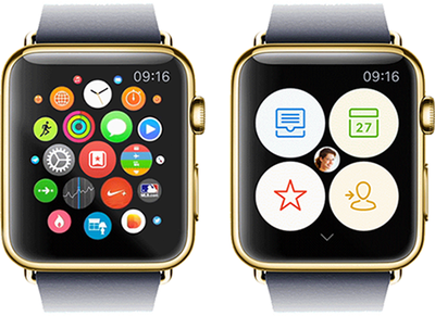 Wunderlist on Apple Watch