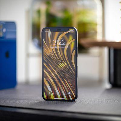 the verge iphone 12 mini