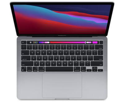 macbook pro touch bar m1
