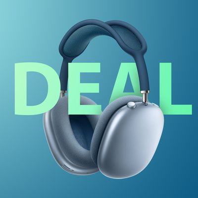 AirPods Max Deal Feature Blue