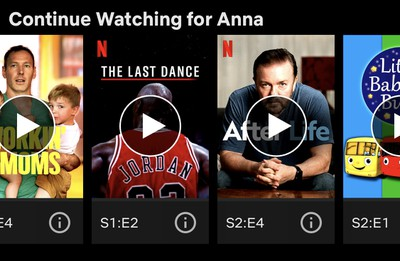 Netflix Now Allows Android Users To Remove Titles From 'Continue Watching' Section