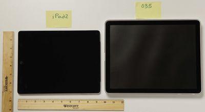 ipad prototype comparison front