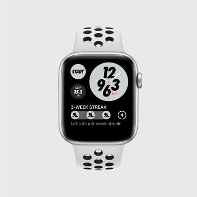 WhiteBand Watchface Streak native 1600