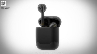 Jet Black AirPods 3