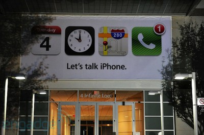 lets talk iphone banner