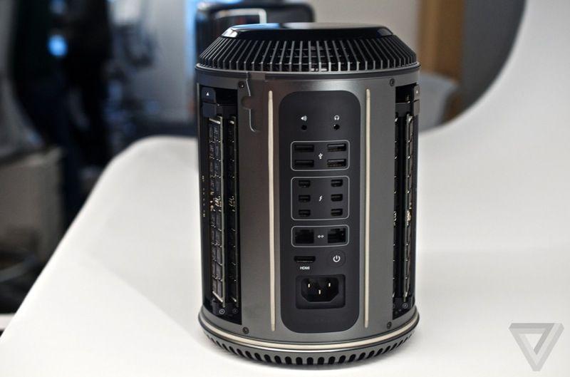 The Verge Mac Pro