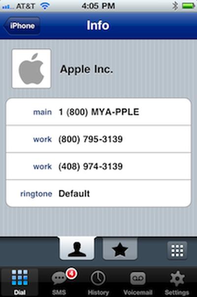 095020 gv mobile contact
