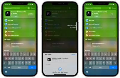 ios 15 install apps from spotlight