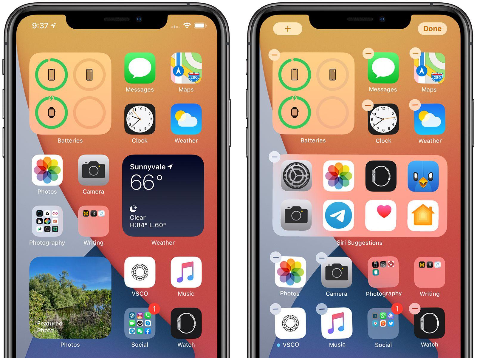 How to Use Widgets in iOS 14 - MacRumors