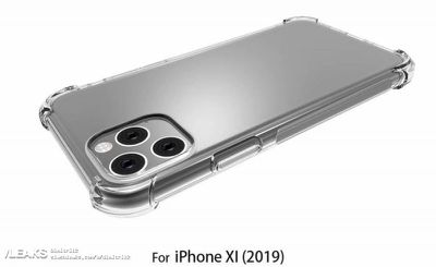 iphone xi case matches previously leaked design 387