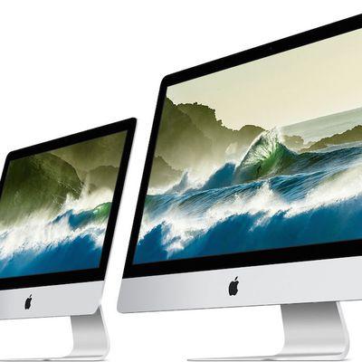 New iMacs 2015
