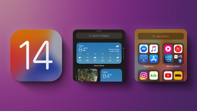 ios14 and Home Screen 3