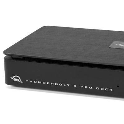 owc thunderbolt 3 pro dock