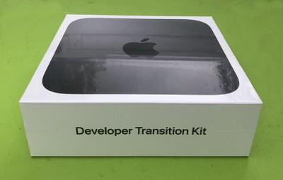 Apple MAC ARM based chipsets, Developer Transition Kit by Apple., TechRX