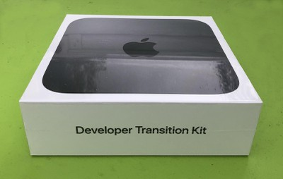 mac mini developer transition kit photo
