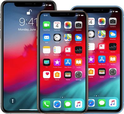 2018 iphone trio