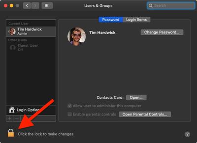 how to set up a guest account 2