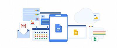 google docs slides sheets