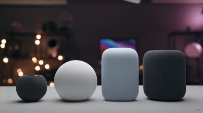 homepod mini comparison