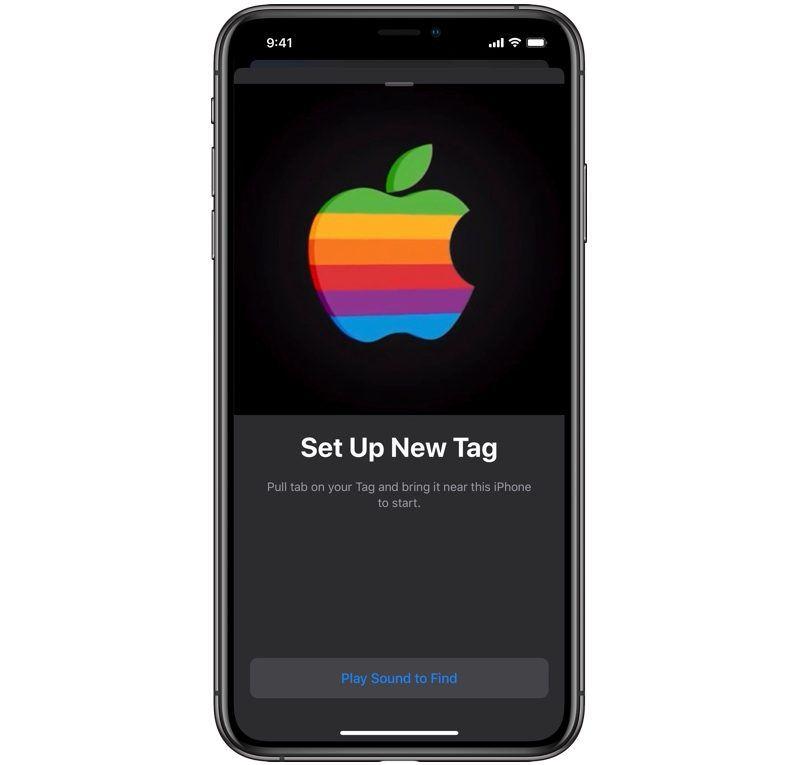Las AirTags de Apple se podrán localizar a través de iPhone, iPad o Mac