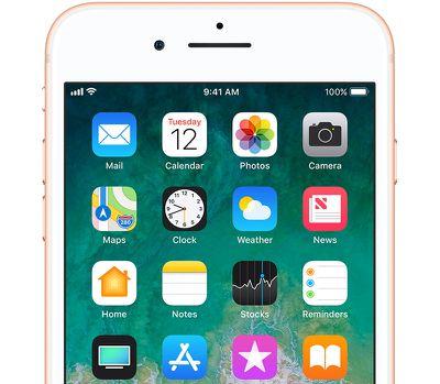 iphone8golddesignfront