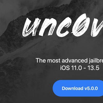 unc0ver Released iOS 13