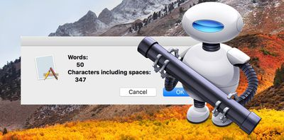 word count automator service 2