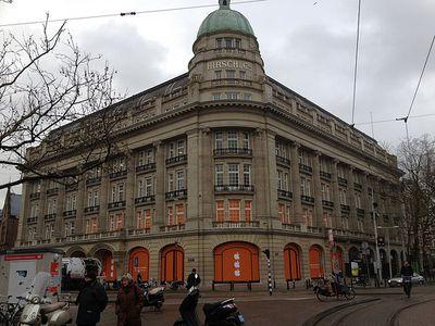 apple store amsterdam orange 2