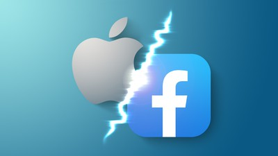 Apple vs Facebook features