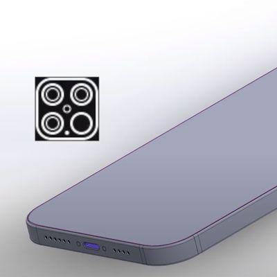 iphone 12 pro max renders everythingapplepro