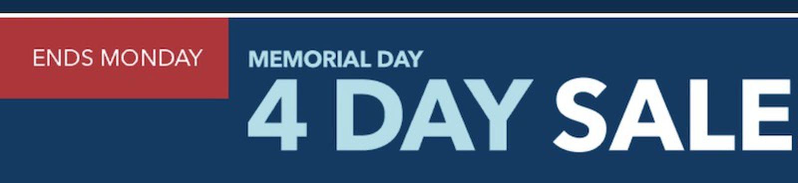 Best Buy Memorial Day Sale Savings On Apple Watch Mac Notebooks 9 7 Inch Ipad Pro And More Macrumors