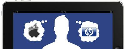 facebook apple hp ipad