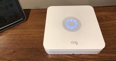 ring alarm base