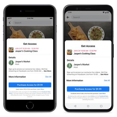paid online events facebook preview