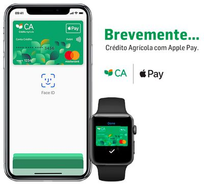 apple pay credito agricola