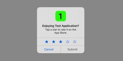 app store in app prompt