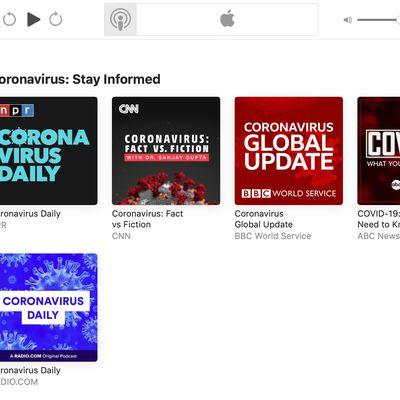 coronaviruspodcasts