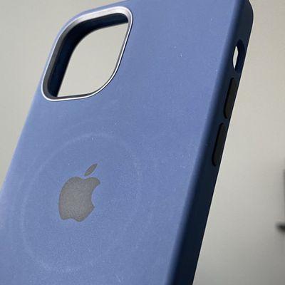 magsafe circular imprint silicone case